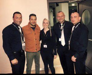 Laith Al-Deen Konzert Betreuung