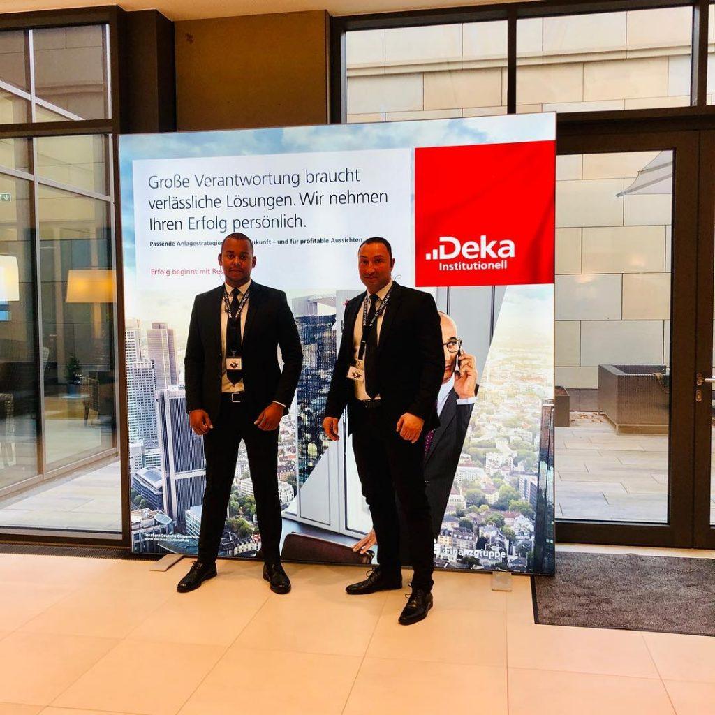 Veranstaltungsschutz DeKa Bank